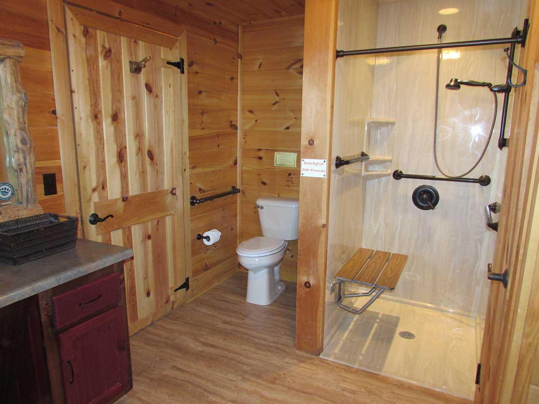 Pet Friendly Cabin Rental Cove Mountain Ridge In Wears