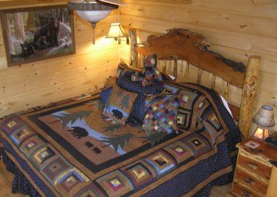 1st floor wheelchair accessible bedroom